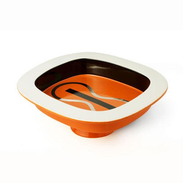 Symbolik: Orange Bowl by Karim Rashid