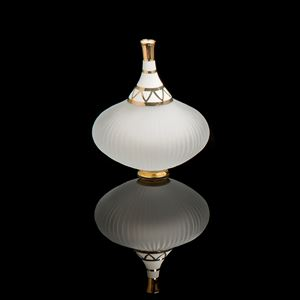 Korean Glass with gold 1
