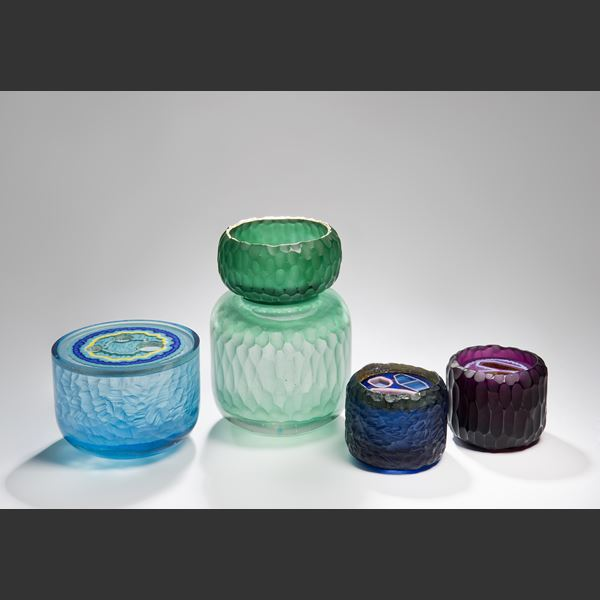 Topaz Murini Agate Jar