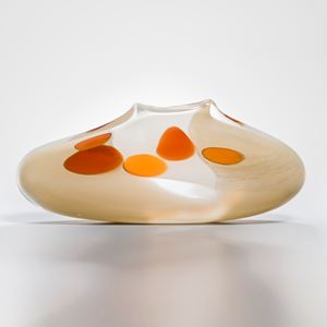 Purse Vase In Fawn
