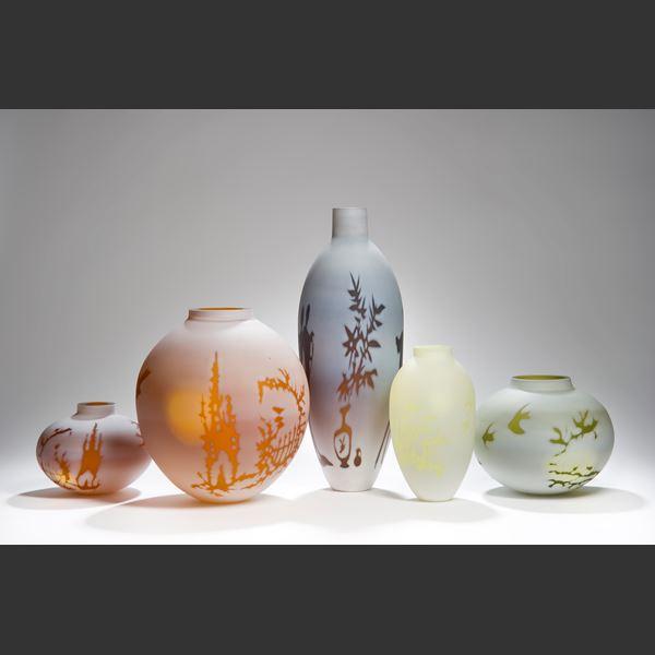 Cameo Vase No 41