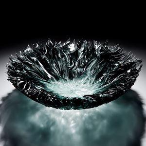 Bloom Bowl in Grey