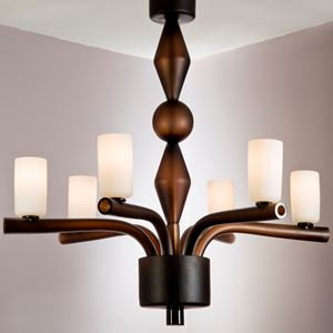 Balustrade Chandelier with 6 Arms