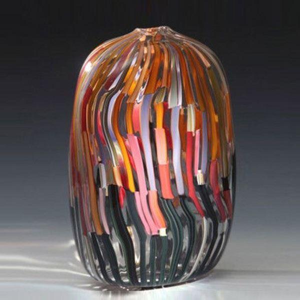 Circuits Vase