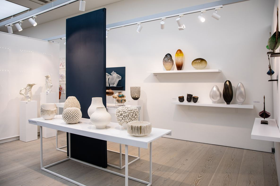 Collect 2019 at Saatchi Gallery | Group exhibition