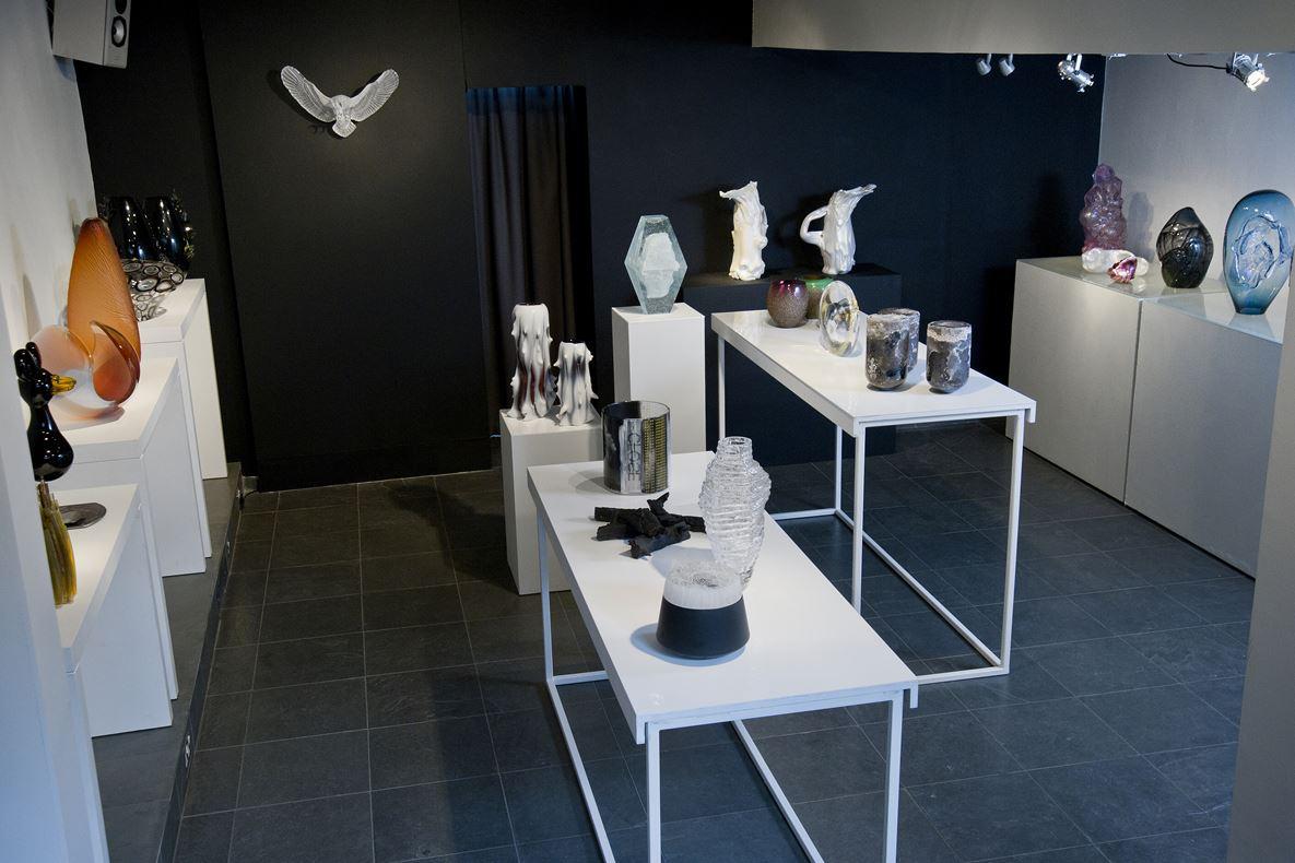 New Scandinavian Glass | Group exhibition