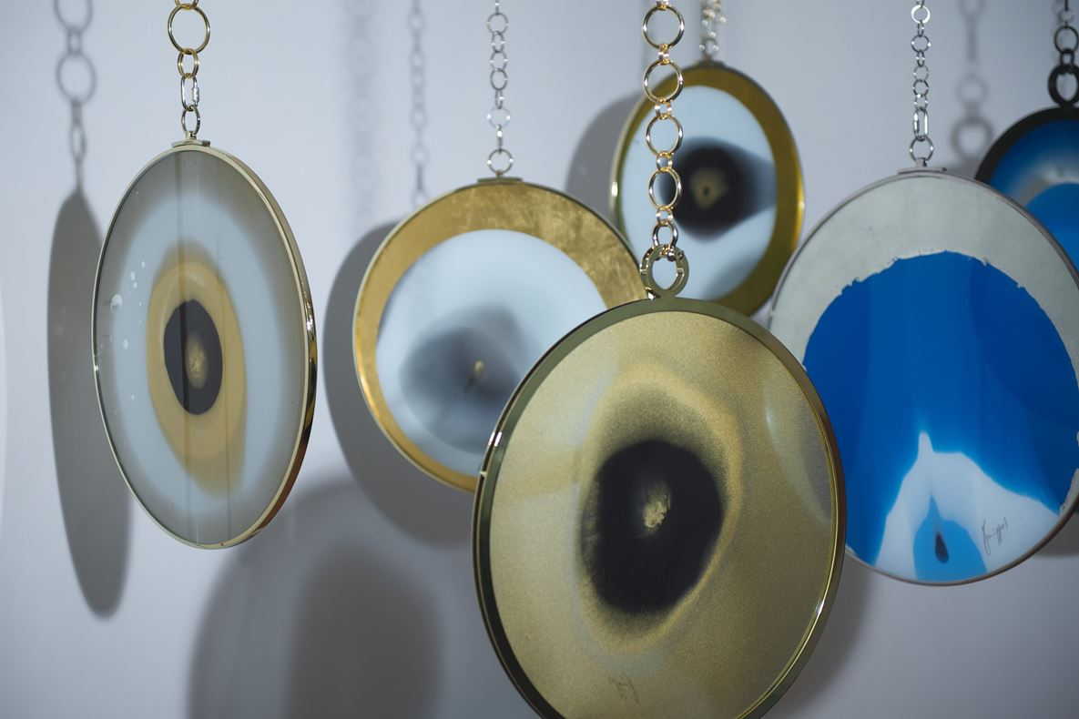 Stratified Jewels by Yorgos Papadopoulos | Solo Exhibition