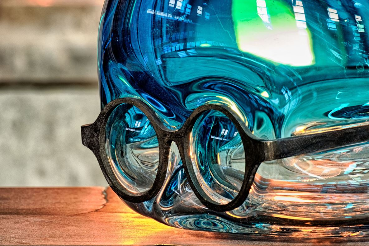 Where Are My Glasses? by Ron Arad for VENINI