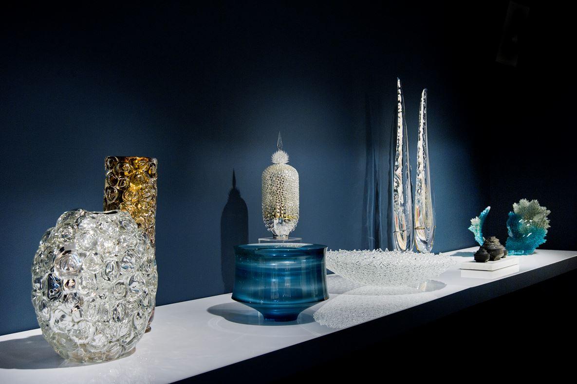 New British Glass | Group exhibition