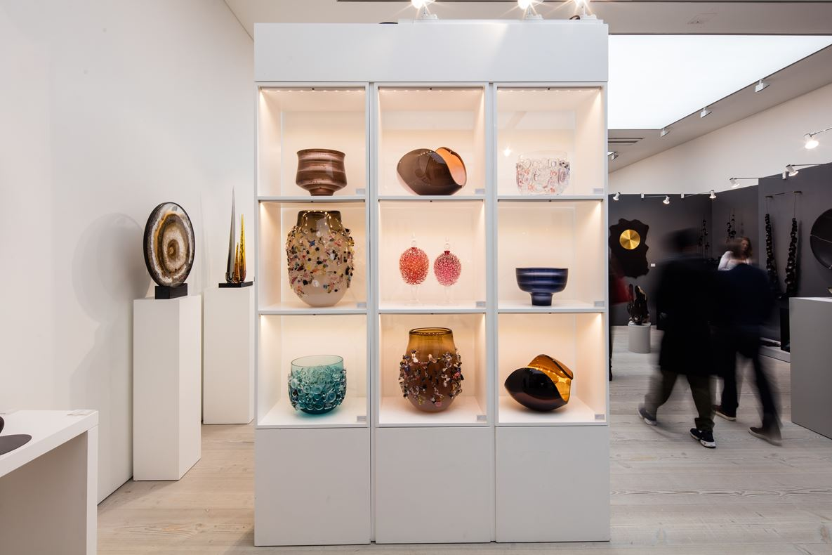 Collect 2018 at Saatchi Gallery | Group exhibition
