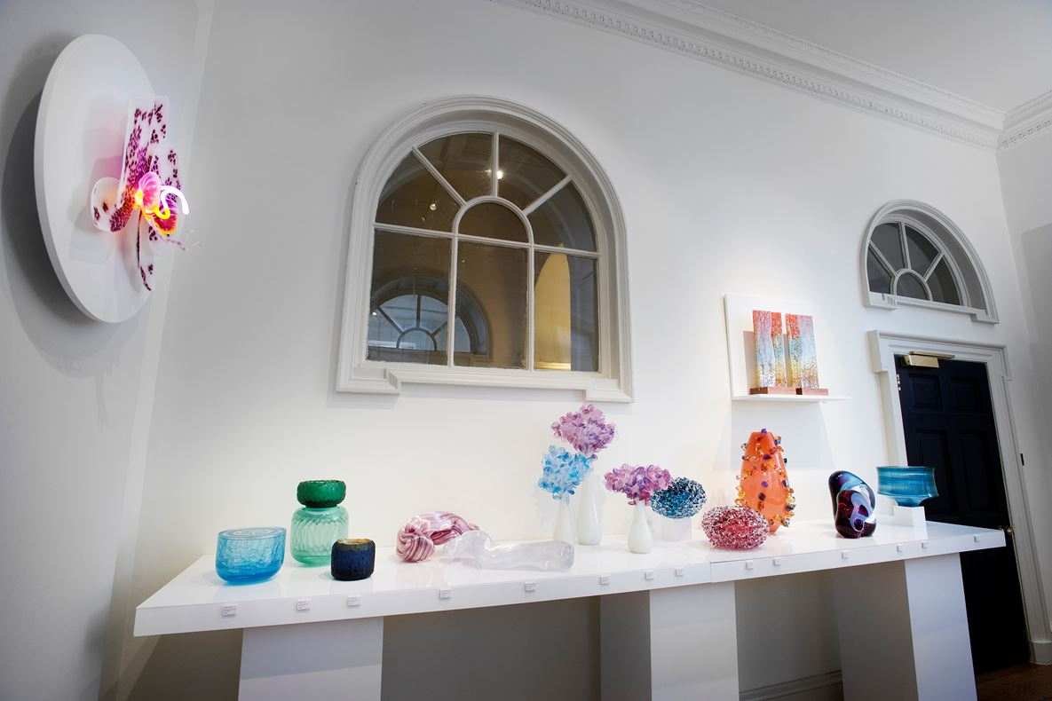 Collect 2020 at Somerset House | Group exhibition