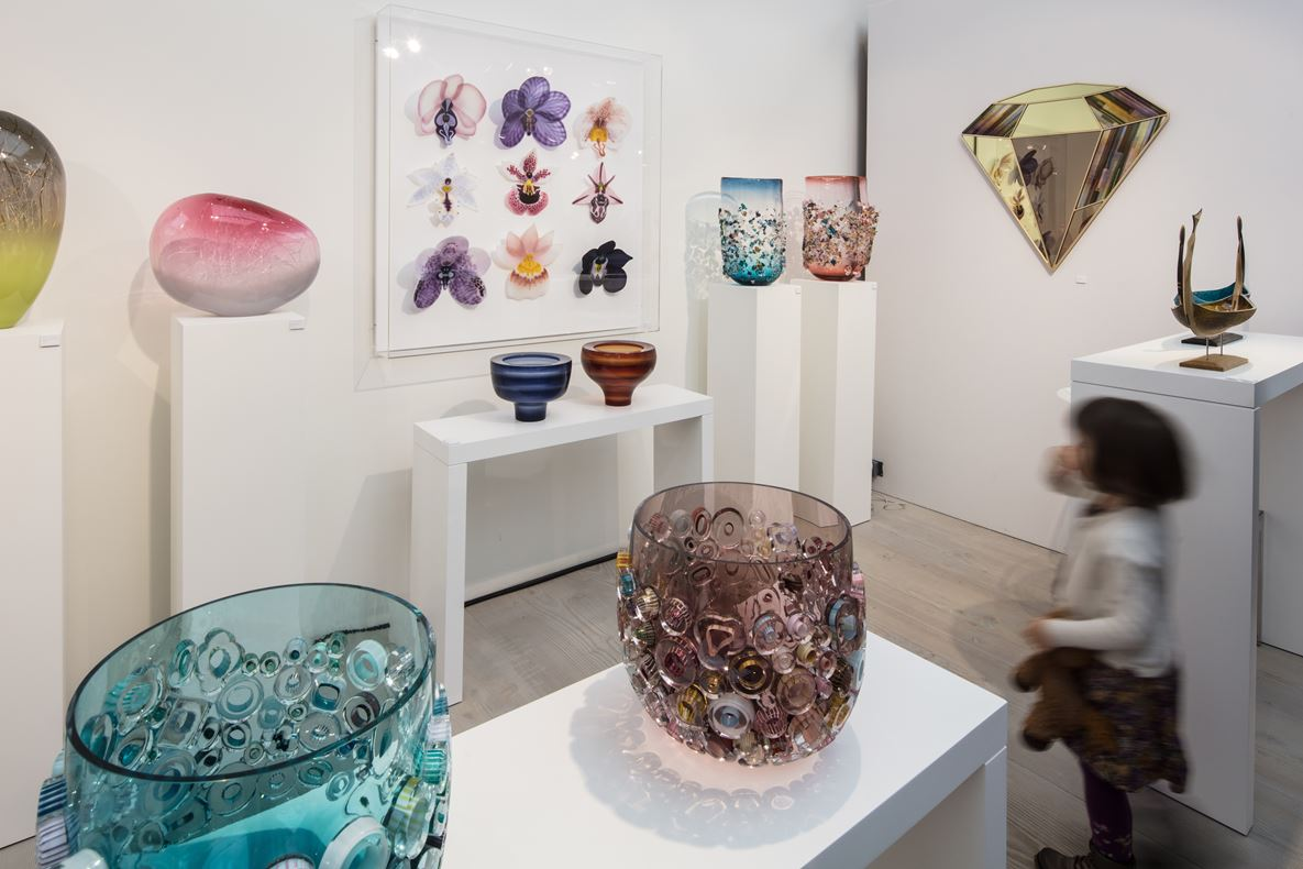 Collect 2017 AT SAATCHI GALLERY | GROUP EXHIBITION