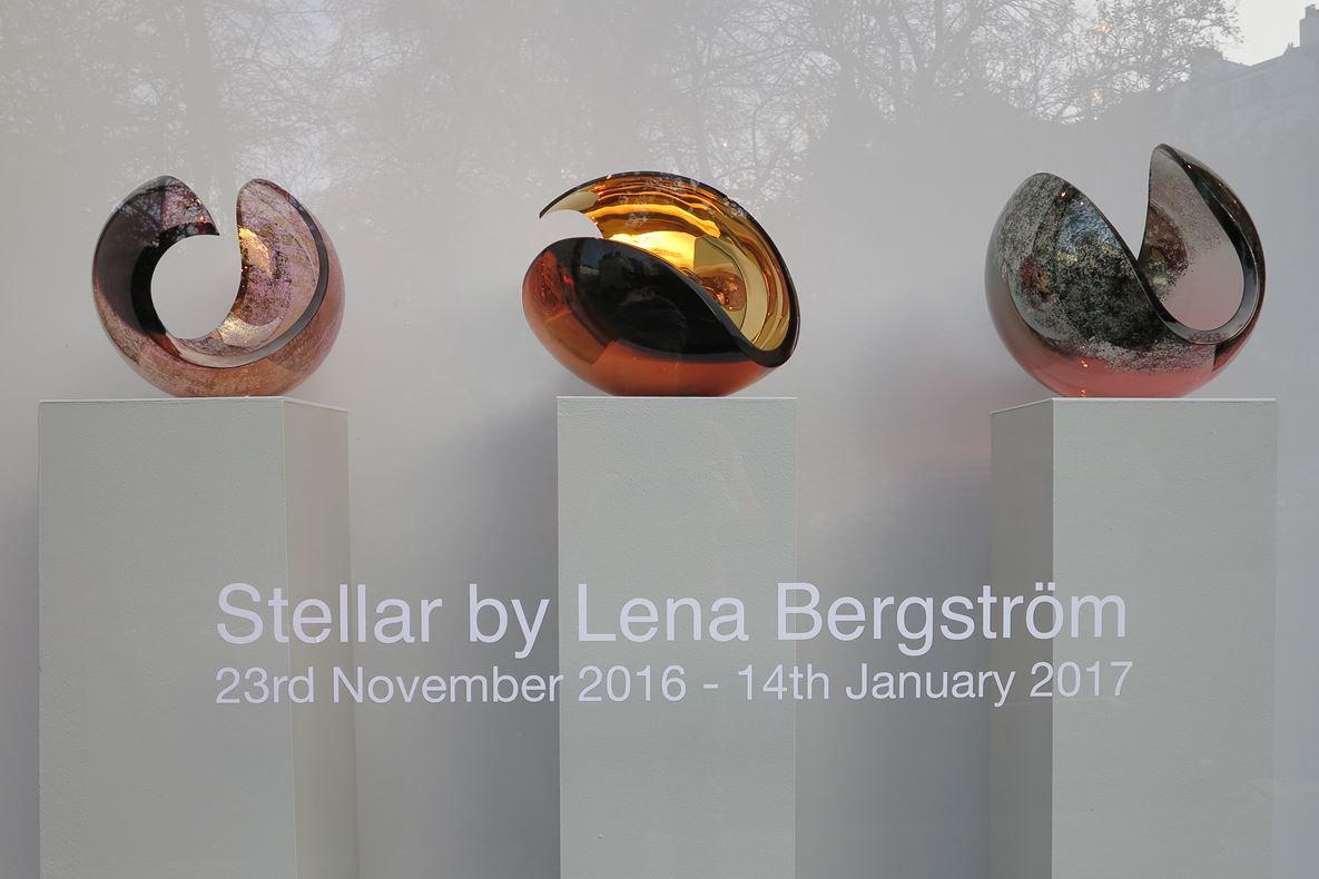 Stellar by Lena Bergström for Kosta Boda | Solo Exhibition