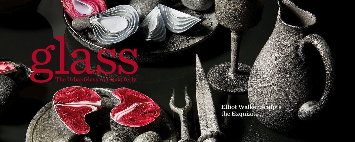 A Sculptor with Consummate Skill   An essay on Elliot Walker by Emma Park   For Urban Glass