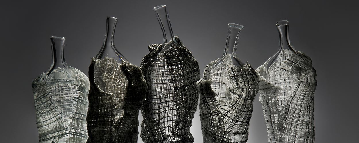 Hidden Gestures   Cathryn Shilling Solo Show   10 Years in Glass