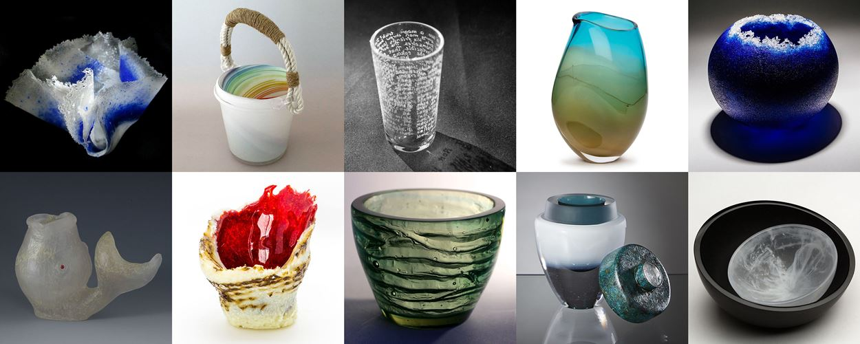 Vessels at Vessel - A Contemporary Glass Society Fundraising Event