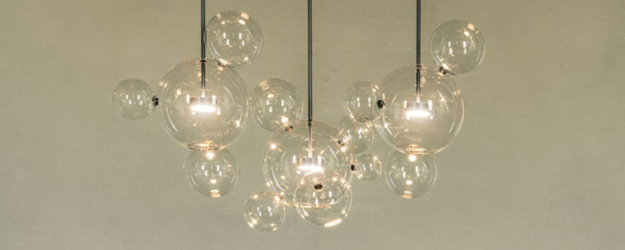 Bolle by Giopato & Coombes   New Lighting Collection