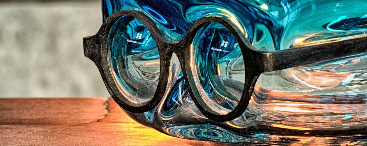 Where Are My Glasses? by Ron Arad for VENINI