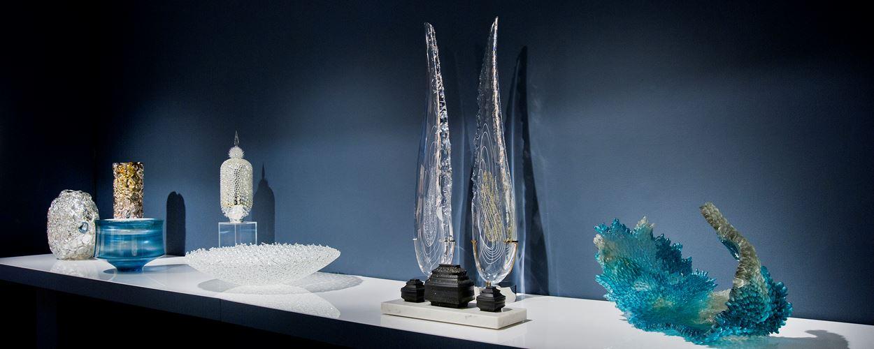 New British Glass   Exhibition   7th November - 24th December 2019
