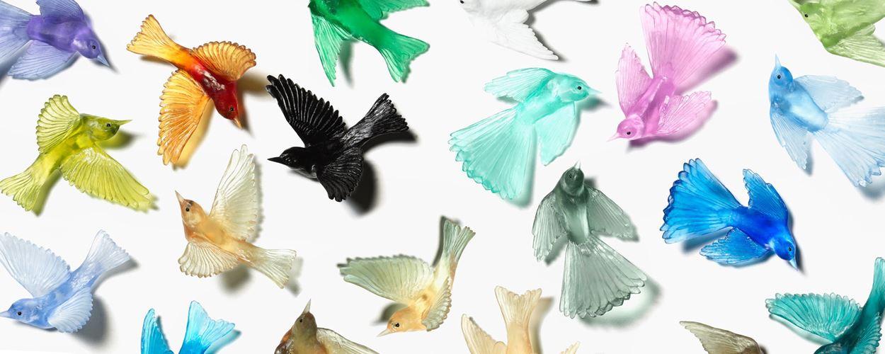 Lukeke Birds by Lukeke Design - Colours & Styles