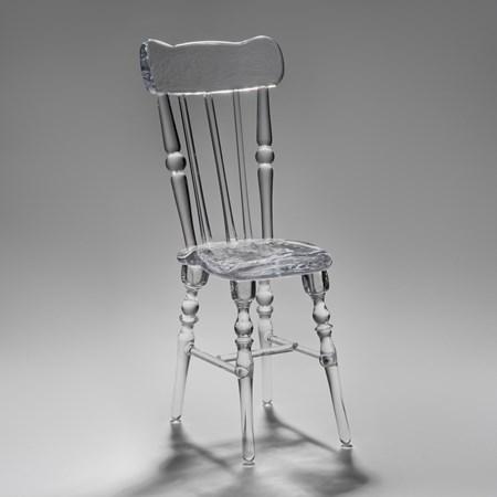 Crystal Repast Chair