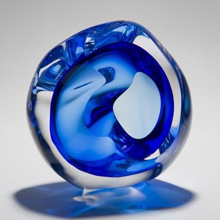 Vug in Blue