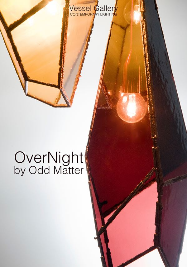OverNight Lighting Collection by Odd Matter