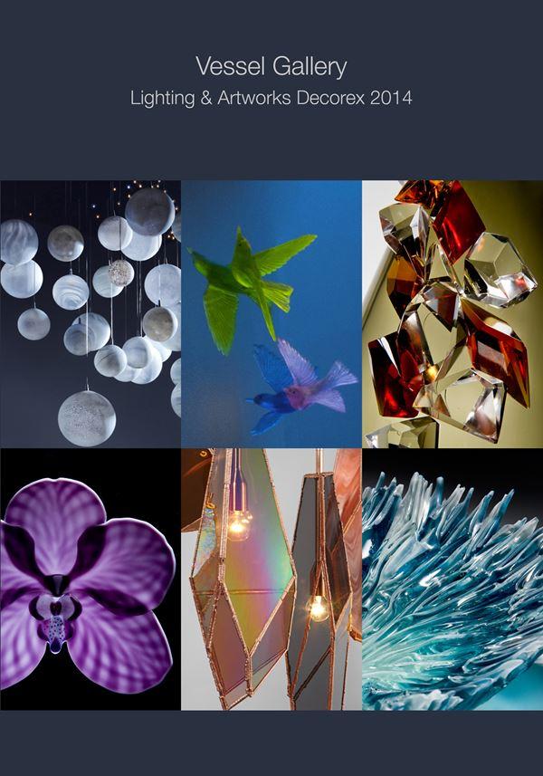 Vessel Gallery at Decorex International 2014