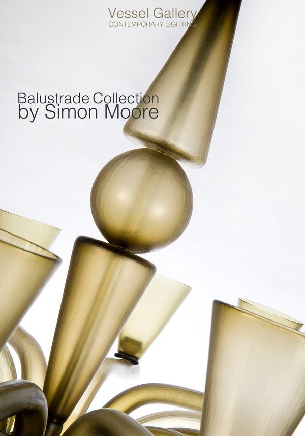 Balustrade Collection by Simon Moore