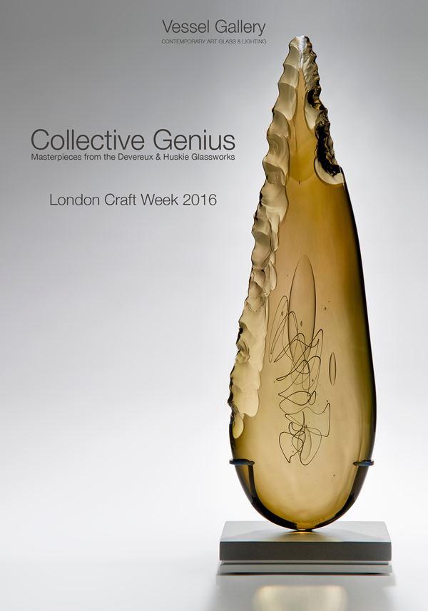 Collective Genius - Masterpieces from the Devereux & Huskie Glassworks